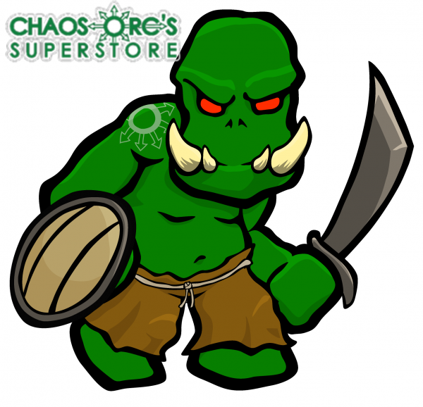 Chaos Orc