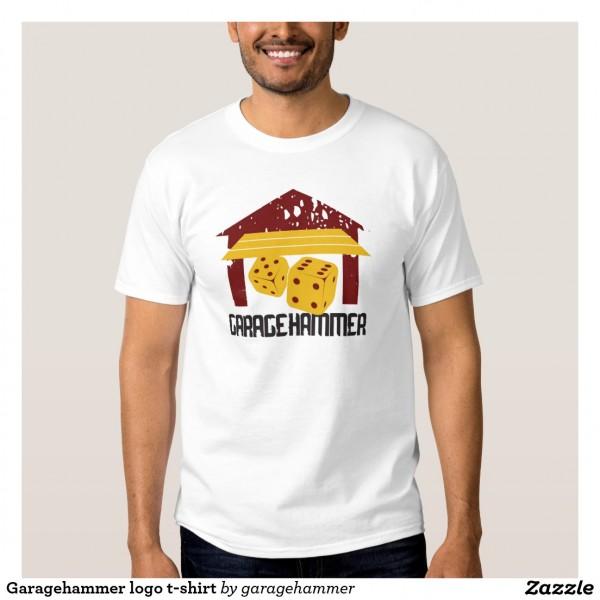 [$20.00] Garagehammer Logo t-shirt